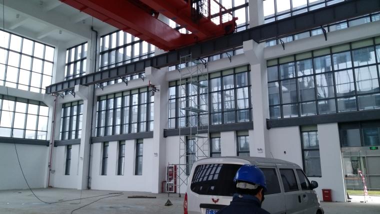 龙源集团 江苏分公司科研培训实验基地办公室设计装修项目