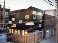 动态张扬的住宅改造 — 加拿大La Couleuvre住宅