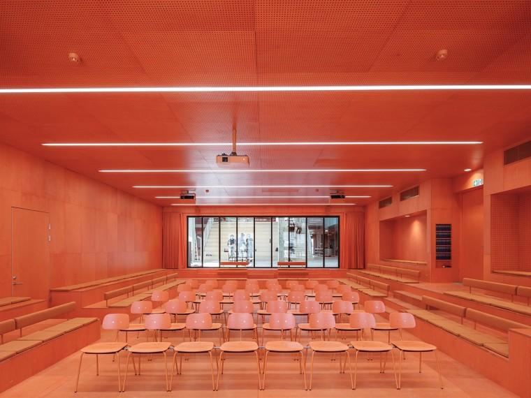 丹麦罗斯基勒音乐节国民高等学校