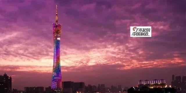 """中国第一高塔""""小蛮腰""""和钢构的秘密:抗7.8级地震寿命100年"""