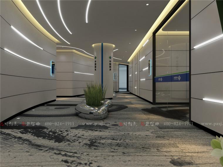 中国国电龙源集团江苏分公司智能监控指挥中心办公空间项目设计-9公共过廊区.jpg