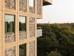 """方案设计了一栋随高度上升面积增加的""""创新""""建筑!!"""