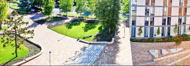 校园景观设计--国外校园景观设计合集