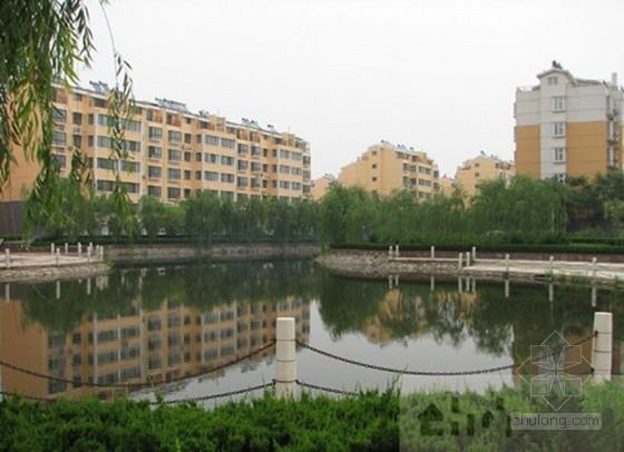 [北京]砖混及框剪结构住宅群工程监理规划(21栋建筑)