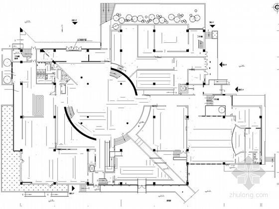 [河北]文化博物馆地板辐射采暖系统设计施工图