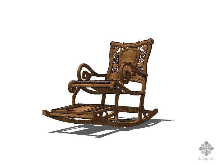 中式摇椅_3