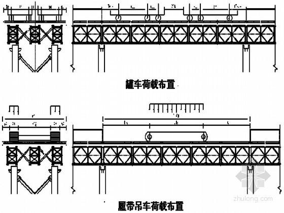 [江西]特大桥工程钢便桥施工方案(含详细计算书)