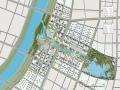 [太原]城市生态绿肺商务区中心绿化带景观规划设计方案