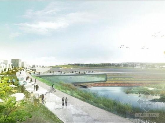 [瑞典]国外城市概念景观设计方案