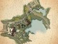 """[无锡]灵山""""禅意""""小镇入口区景观概念设计方案"""