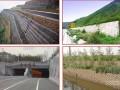 道路邊坡支護擋土墻設計施工技術