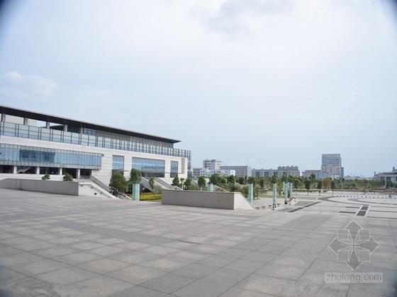 [江苏]四层框架结构办公楼结构施工图(含建筑图)