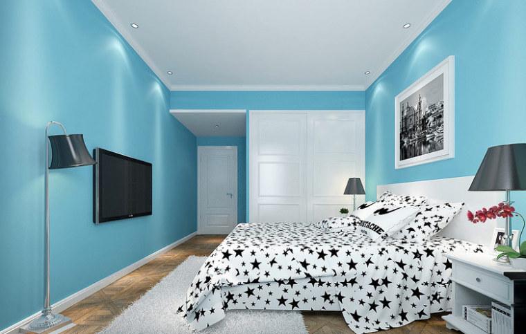 墙面装修的优势,刷乳胶漆还是贴壁纸?_8