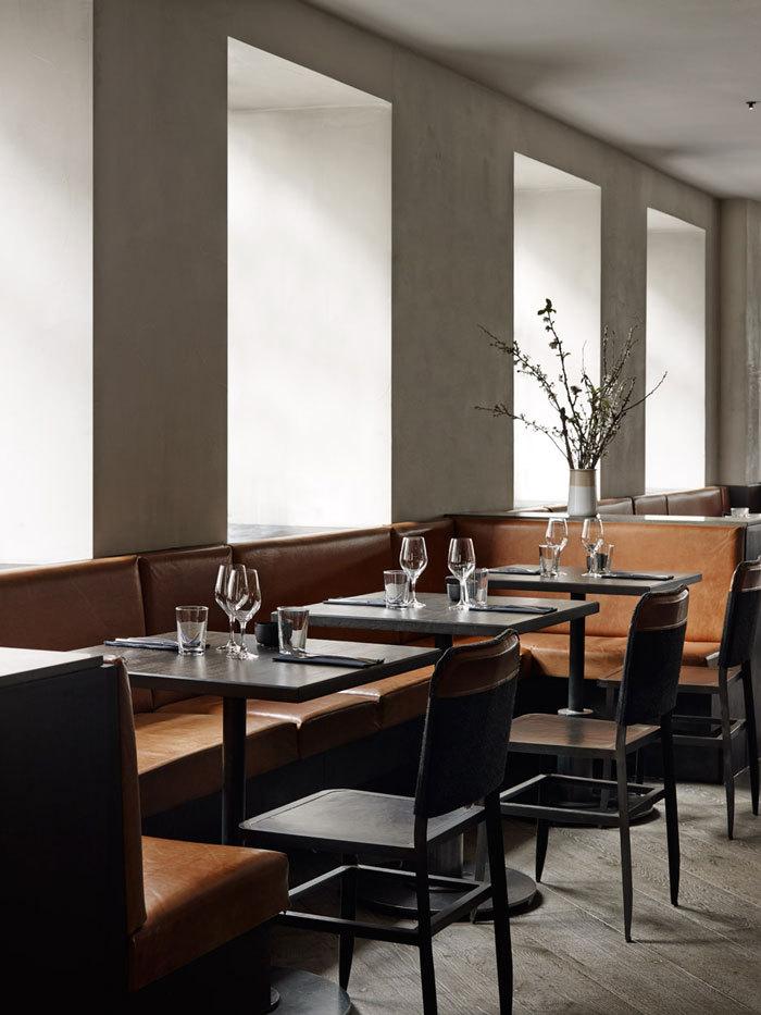 哥本哈根:低调质感的MuslingRestaurant_6