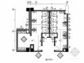 [福建]大酒店公共卫生间室内装修图