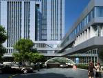 办公建筑3D模型下载