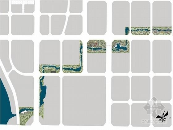 [河南]生态修复性城市河流景观概念规划设计方案(独家原创作品)