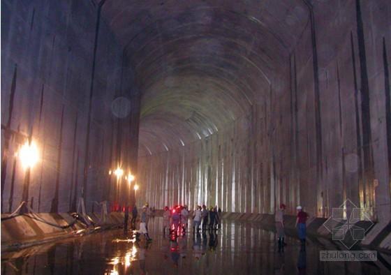 大(一)型水电站施工组织设计(468页)
