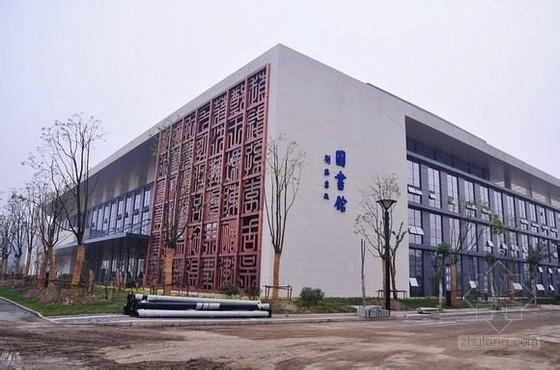 城市新区图书馆幕墙工程施工图(石材幕墙 玻璃幕墙 铝板幕墙)