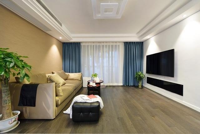 130平米简约风新房,装修太美需要分享