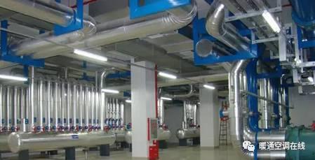 中央空调安装施工碰到的问题及解决措施