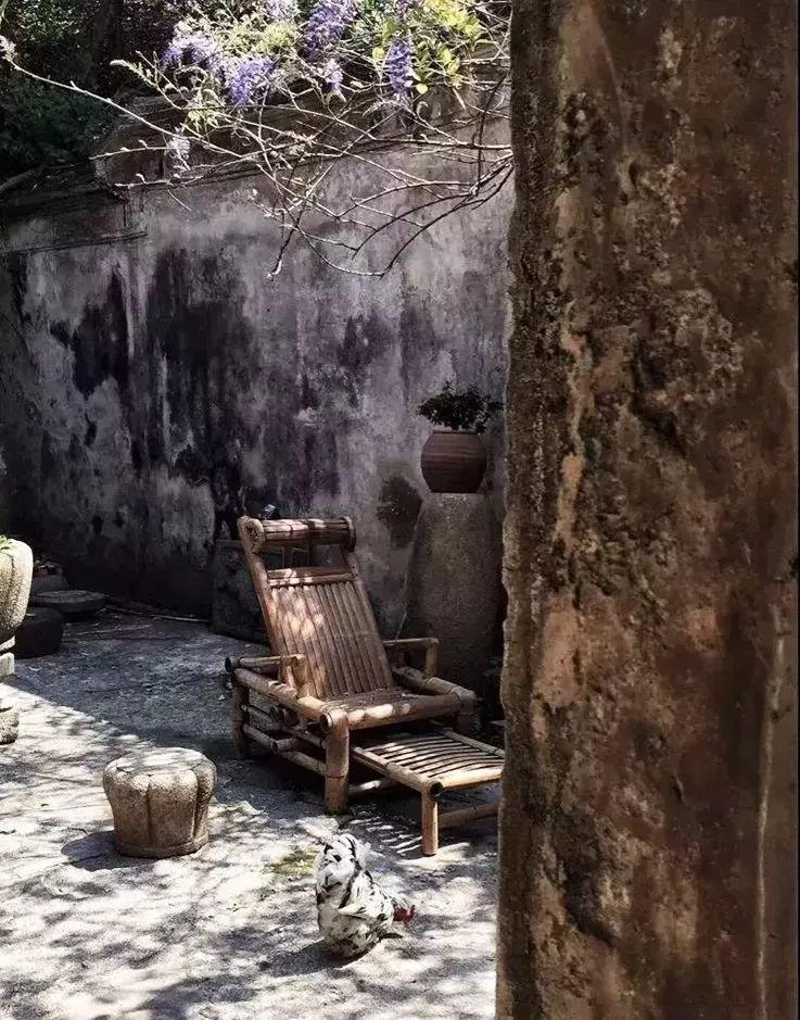 这才是中国人的院子,秋天美到骨子里_53