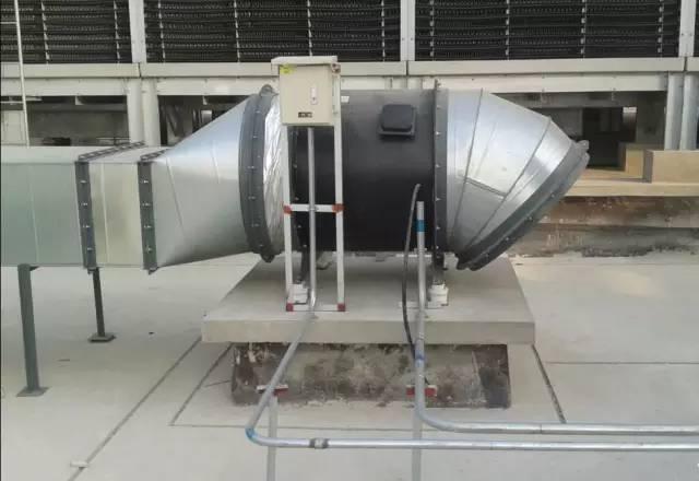 [四川]通风系统风机安装施工方案