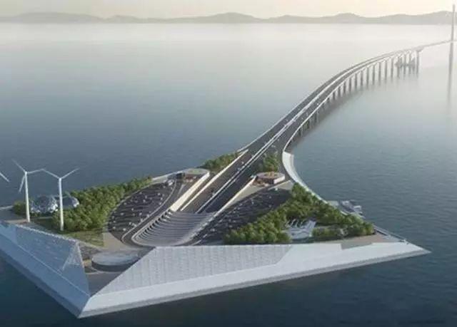 中国将再建*********跨海大桥,将刷新桥梁建设新高_1