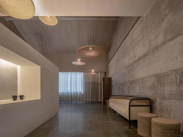 光·影 – 桂林别居·漓想国创意民宿客房空间改造