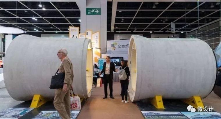 为了香港穷人不再蜗居,他们用水泥管做成了公寓_7
