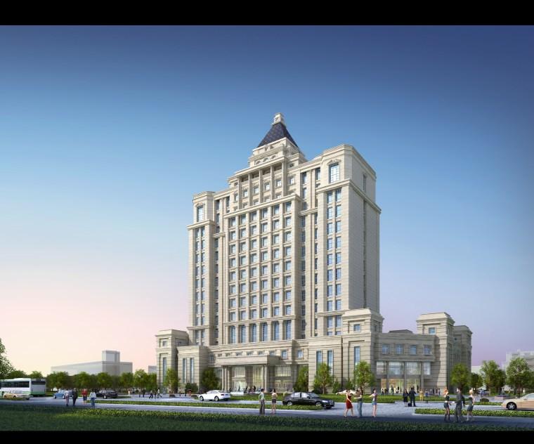 广东省办公楼变风量VAV空调系统的设计