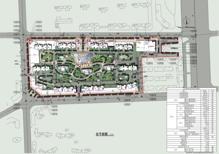 [武汉]保利高层住宅及超高层办公楼建筑方案文本(两套方案)_12