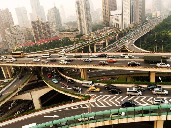 道路设计讲义第七章城市道路交叉口规划设计(立体交叉口)