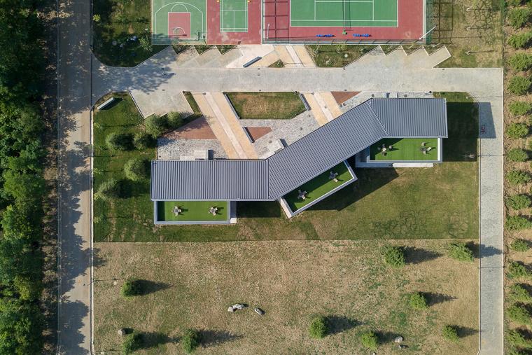 植物园专家公寓,风景取景器丨土木石建筑设计事务所