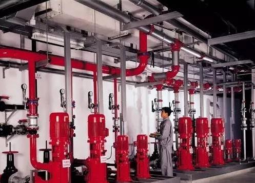 消防泵房操作规程