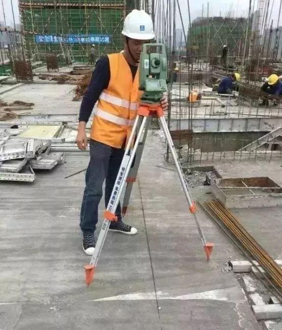 建筑放线技巧问答,二十年施工经验整理_10