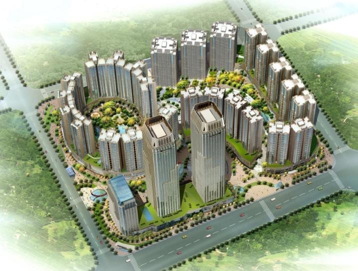 江东和谐广场超高层建筑结构抗震设计(PPT,68页)