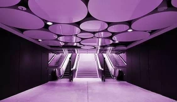 世界最美地铁景观,美到让你不想回家_36