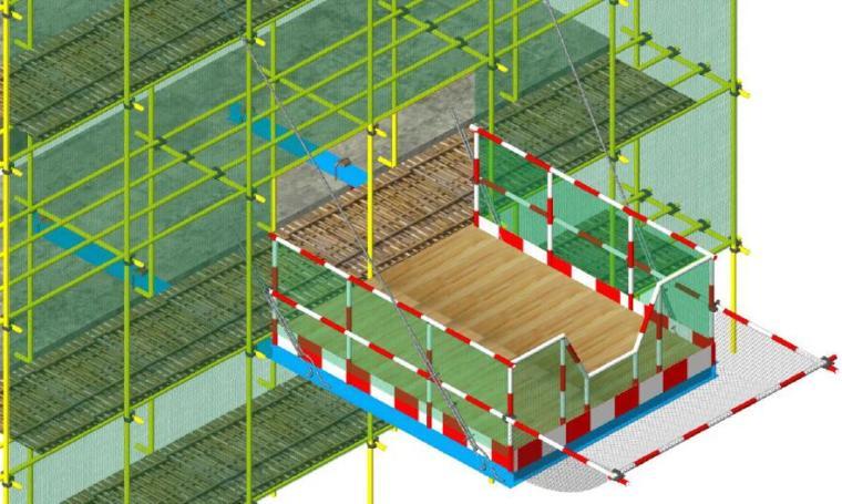 建筑工程施工现场安全文明设施标准化手册PDF(132页,丰富效果图