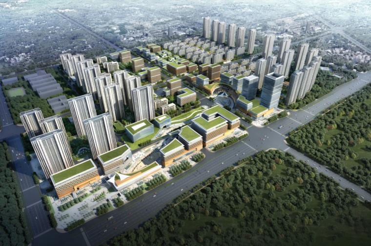 [安徽]综合居住区规划设计与户型设计方案文本(PPT)