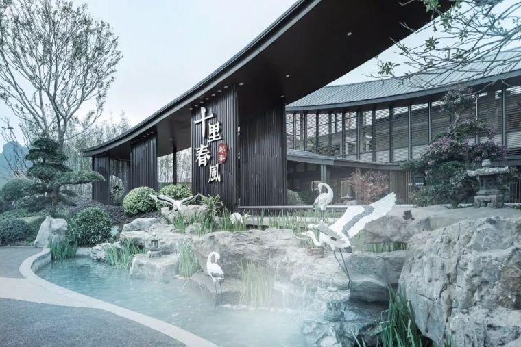 泊墨之境,中国式优雅奢华太合南方设计事务所