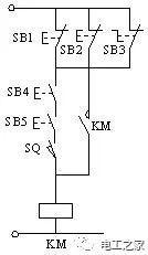 电气控制线路图的绘制及分析_3