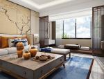 新中式风格装修,古典与现代的碰撞融合。