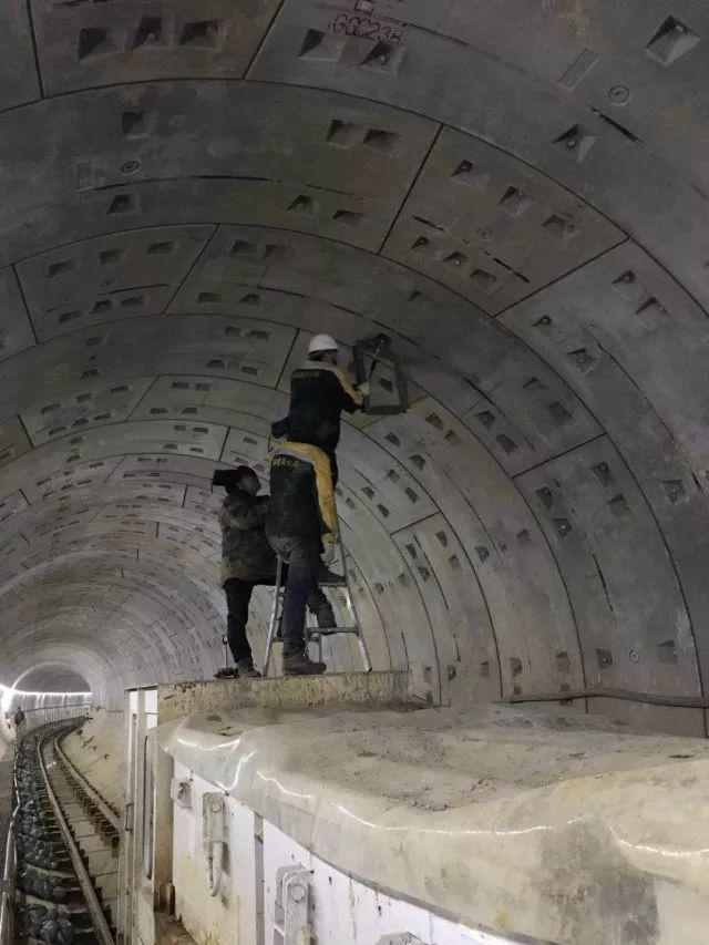 中建六局首个盾构法施工综合管廊隧道全部贯通_15