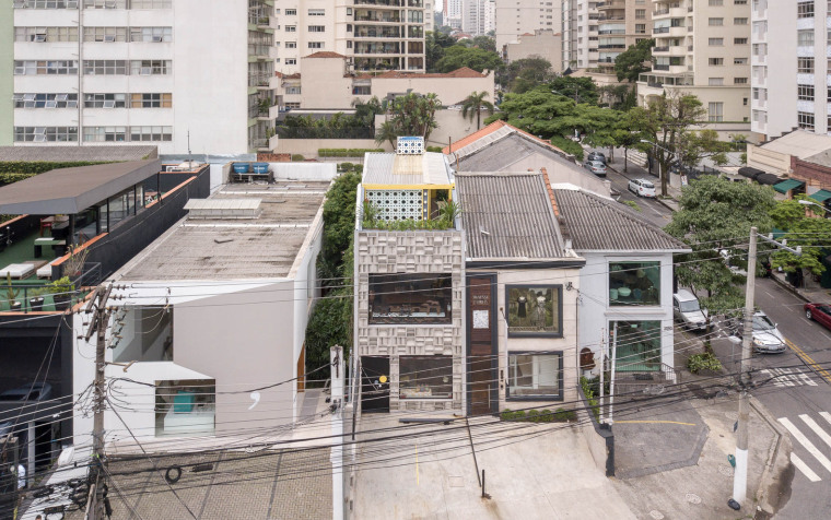 巴西Meia美术馆-1