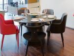 上海外滩贰千金(LadyBund)餐厅室内装修方案效果图(33张)