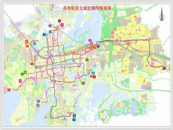 苏州轨道交通建设的历史之最!