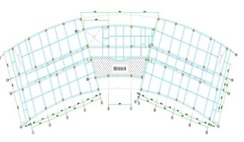 U型农渠施工方案资料下载-陕西(杨凌)农产品加工贸易示范园加速器工程1#、2#实验楼高支撑模板施工方案