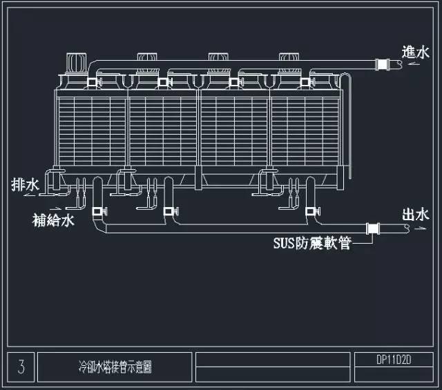 35张暖通施工节点大样图,看完明白了_3