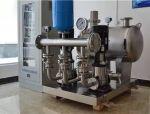 无负压供水设备的优势和不足